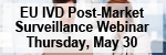 Post-Market Surveillance and Vigilance Requirements for European IVDs